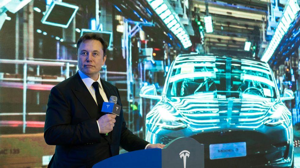 Elon Musk betonar ofta vikten av innovation. Han har bland annat sagt att anställda som inte är innovativa blir av med jobbet.