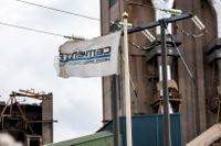 Regeringens konsulter varnar för att det kan ta tid innan en fungerande cementimport är på plats och kan ersätta den inhemska produktionen. Arkivbild.
