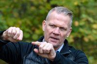 Bo Lundqvist, chef för Kalla fall-gruppen i Skåne, berättar att dna-släktforskaren Peter Sjölund hjälpte dem att identifiera ett brottsoffer, den så kallade Ekebymannen som hittades död i Ekeby utanför Helsingborg 2003. Det visade sig att mannen hade sitt genetiska ursprung i staden Rijeka i Kroatien. Arkivbild.