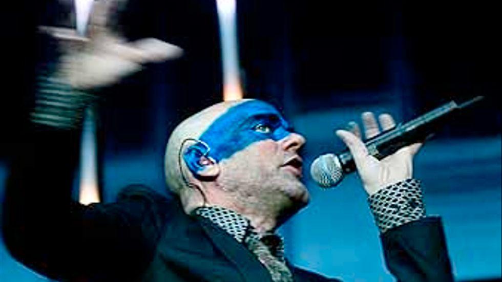 Michael Stipe höll greppet om publiken i Trädgårdsföreningen.