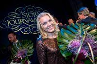 Carina Bergfeldt är en av SVT:s journalister och programledare som får mycket hat. Arkivbild.