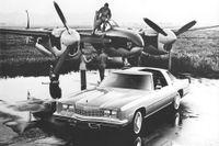 1977 års Oldsmobile Tornado XSR blev inte mer än en prototyp.