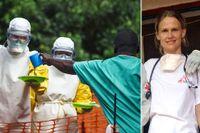Elin Folkesson reser snart ner till Sierra Leone för att vårda personer som smittats av det fruktade ebolaviruset.