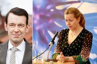 Jesper Brandberg, kommunalråd och ombud på Liberalernas partiråd, skriver att han inte accepterar partistyrelsens avsättande av förstanamnet på EU-listan, Cecilia Wikström.