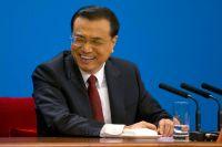 Kinas premiärminister Li Keqiang.