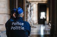 Den ungerske EU-parlamentarikern greps av belgisk polis i fredags kväll.
