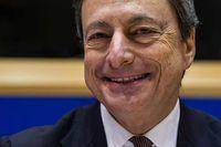 ECB-chefen Mario Draghi.