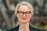 Ulrika Årehed Kågström.