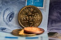 Sveriges ekonomi bromsade under fjolåret. Arkivbild.