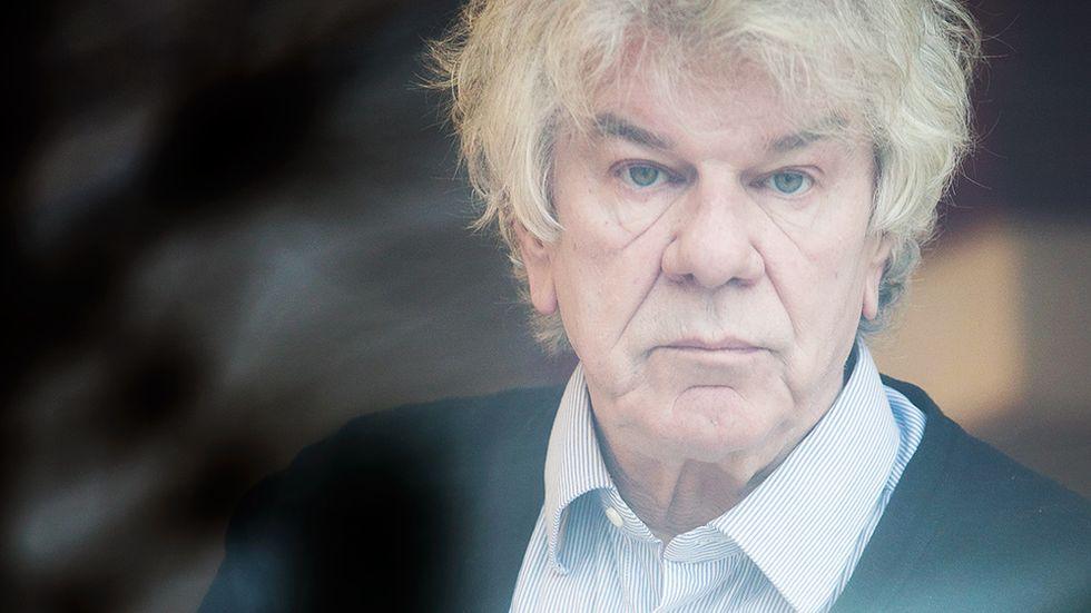 Ragnar Strömberg.