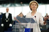 EU-kommissionens tillträdande ordförande Ursula von der Leyen får både ris och ros av de svenska EU-parlamentsledamöterna i Strasbourg.