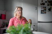 """""""Min mormor blev hundra år och jag tänker 'ska jag gå så här i femtio år till?'"""", säger Anette Hollén."""