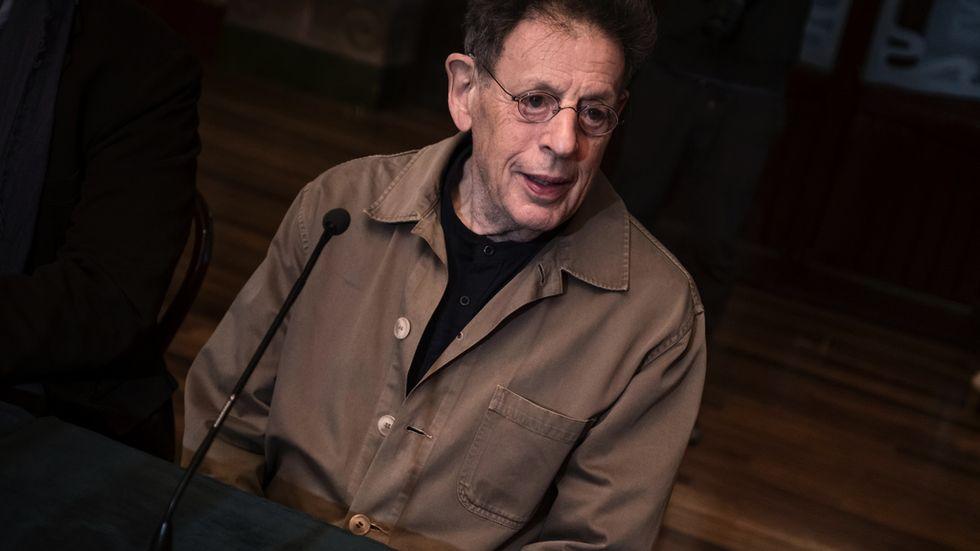 Philip Glass musik präglas av en tom egoism, skriver Guy Dammann.