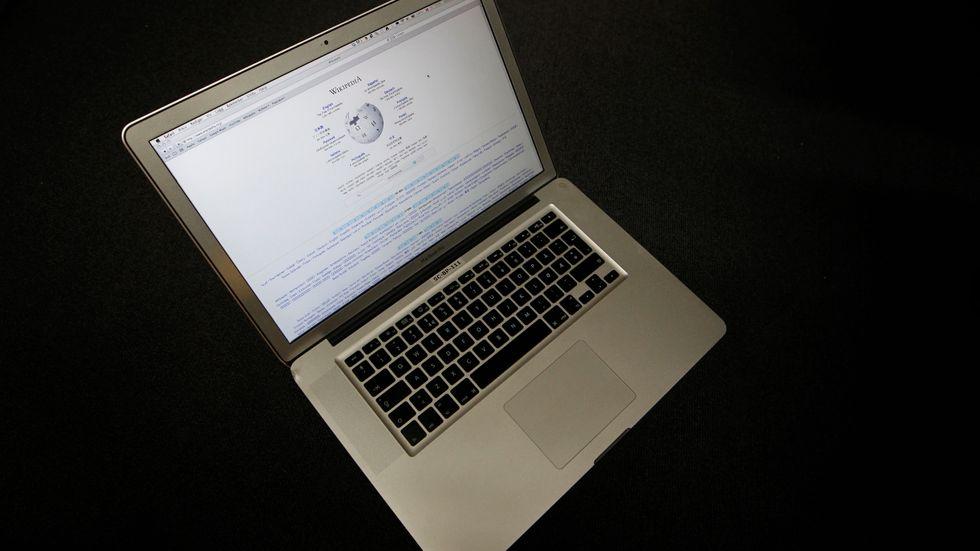Wikipedia har släckts ned fungera i flera länder i protest mot en omröstning i EU-parlamentet om upphovsrätt på internet. Arkivbild.