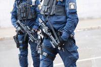Polisen siktar på 10000 fler anställda till slutet av 2024. Arkivbild.