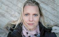 """""""Det gick det käpprätt åt skogen"""", säger Carina Bergfeldt till """"Medierna"""" i P1."""