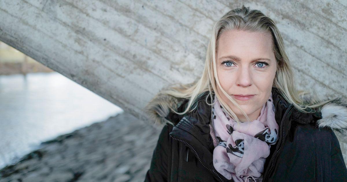 "Carina Bergfeldt: ""Jag tappade det"""