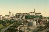 Reval (i dag Tallinn), vykort från 1899.