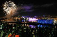Askungesagan Marseille klär sig för fest
