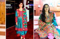 Sara Wahedi, Peymana Assad och Sana Safi är några av kvinnorna i kampanjen #DoNoTouchMyClothes.