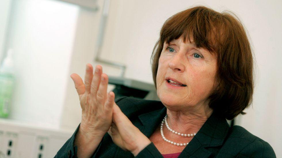 Annika Linde, tidigare statsepidemiolog. Arkivbild.
