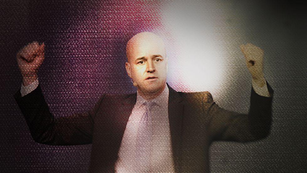 Unga i dag växte upp under Fredrik Reinfeldts utförsäljningsår.