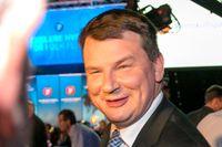 Tor Mikkel Wara från Fremskrittspartiet (FRP) är ny justitieminister i Norge. Arkivbild.