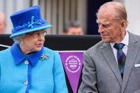 Prins Philips gulliga smeknamn för drottning Elizabeth