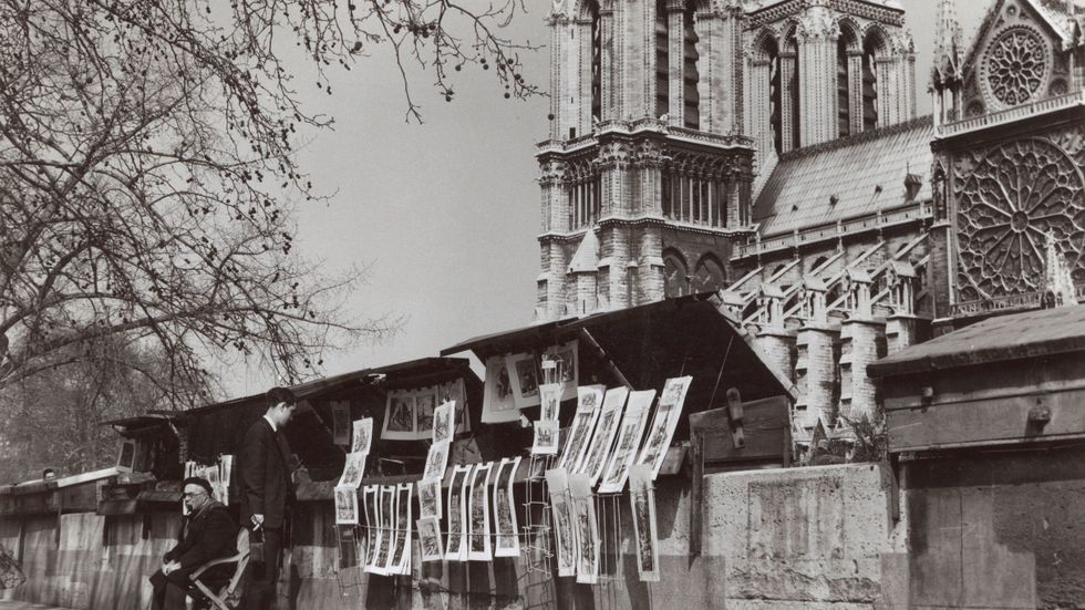 Notre Dame i Paris.
