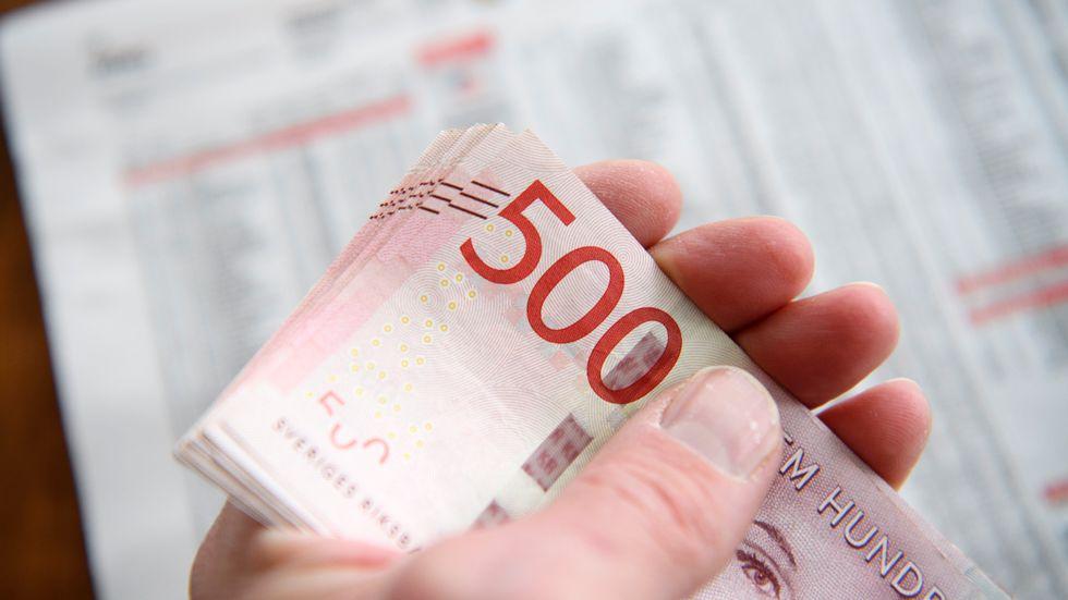 Investmentbolag är populära bland småspararna. Arkivbild.