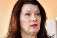 """Ann Linde: """"Agerandet är fullständigt oacceptabelt"""""""