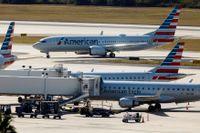 American Airlines kan tvingas banta sin personal med 13000 personer. Arkivbild.