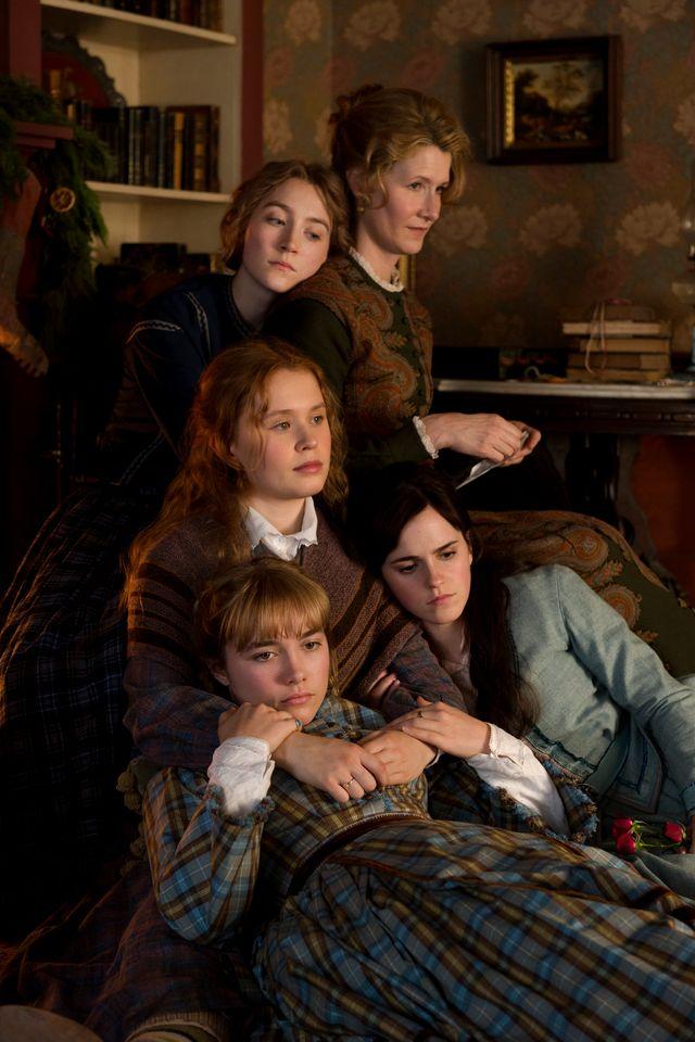 Unga Kvinnor Film Handling