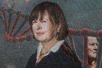 Barbara Rae Venter, en av världens 100 mest inflytelserika personer enligt tidskriften Time. Brian L Frank/The New York Times, Jose Luis Villegas, AP Bildmontage: Yvonne Åsell