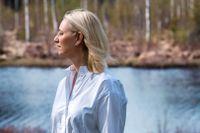 Jenny-Ann Gunnarsson är Sveriges första dödsdoula och för henne är döden en naturlig del av livet.