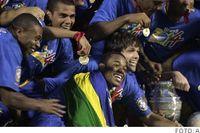 Brasilien vann Copa America