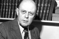 Tage Lindbom (1909–2001).