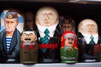 Det är en propagandamyt att väst skulle ha stött bort Ryssland.