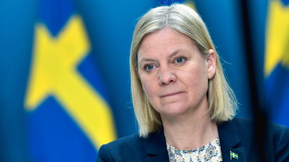 Finansminister Magdalena Andersson (S). Arkivbild.