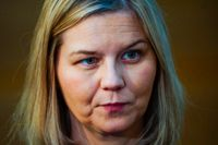 Kunskapsminister Guri Melby (V). Arkivbild.