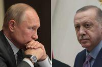 Vladimir Putin / Recep Tayyip Erdogan