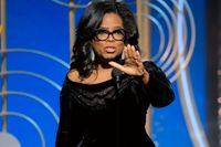 Oprah Winfrey pratade upp Viktväktarnas aktie.