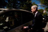 Den särskilde åklagaren Robert Mueller. Arkivbild.