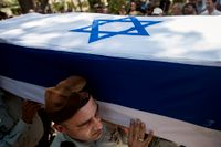 Sju israeliska soldater dödade