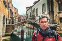 Venedigs karnevalsmasker påminner om pesten