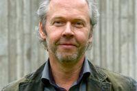 Fotografen och förläggaren Jeppe Wikström.