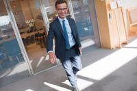 Moderaternas ekonomisk-politiske talesperson Ulf Kristersson (M) har fått klart flest nomineringar för att ta över partiledarjobbet efter Anna Kinberg Batra. Men han nomineras inte av Moderatkvinnorna. Arkivbild.