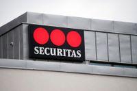 Säkerhetskoncernen Securitas omsättning gjorde analytikerna besvikna. Arkivbild.