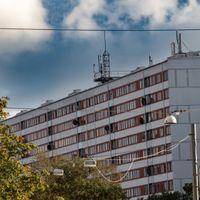 Hyreslägenheter i Biskopsgården, Göteborg.
