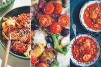 """Recepten är hämtade ur """"Det goda livet – maten som gör skillnad för din hälsa"""" av Tareq Taylor och Sara Ask."""